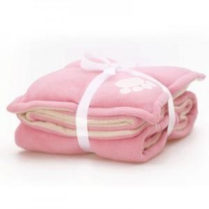 dog blanket pink jpg
