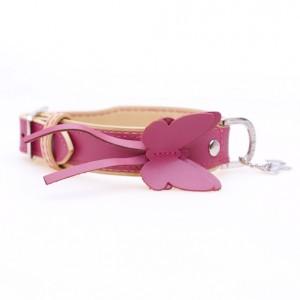 buttertfly pink collar jpg